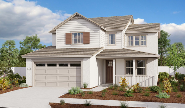 Richmond America's Alma is one of three new models at Arborly at Sommers Bend in Temecula, California.