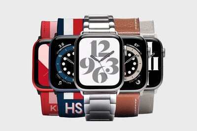 Available for Apple Watch Series 6 and Watch SE, CASETiFY offers premium quality and personality for its latest collections of Apple Watch Bands and iPads Cases.