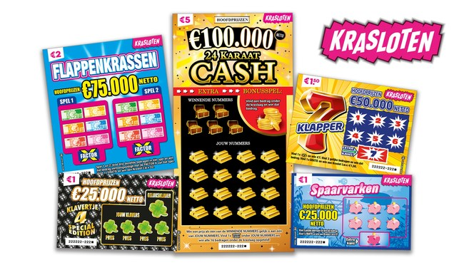 Scientific Games Strengthens European Instant Game Business with Four-Year Dutch National Lottery Contract