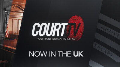 Court TV is now available for viewers in the United Kingdom.