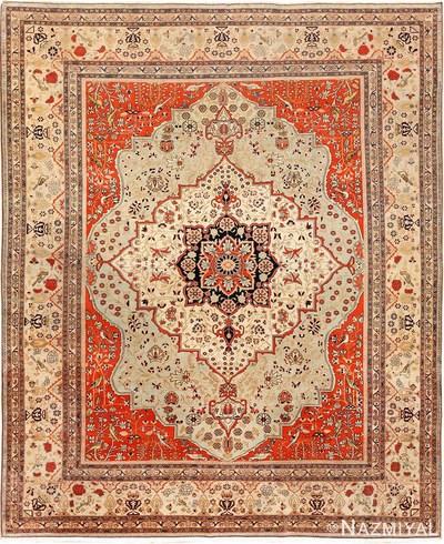 Antique Persian Mohtashem Kashan , Lot # 7064 , starting price $7000
