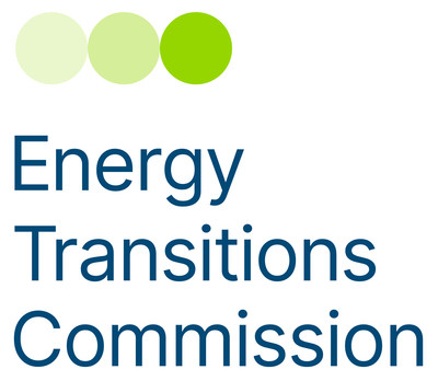 Energy Transitions Commission Logo (PRNewsfoto/Energy Transitions Commission)
