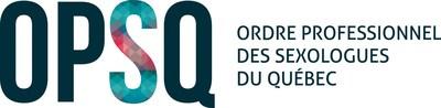 Logo de l'Ordre professionnel des sexologues du Québec (Groupe CNW/Ordre des infirmières et infirmiers du Québec)