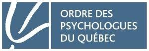 Logo de l'Ordre des psychologues du Québec (Groupe CNW/Ordre des infirmières et infirmiers du Québec)