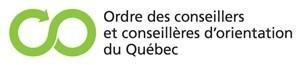 Logo de l'Ordre des conseillers et conseillères d'orientation du Québec (Groupe CNW/Ordre des infirmières et infirmiers du Québec)