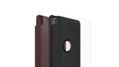 OtterBox announces a full line of case and screen protection options for the new iPad Air (4th gen).