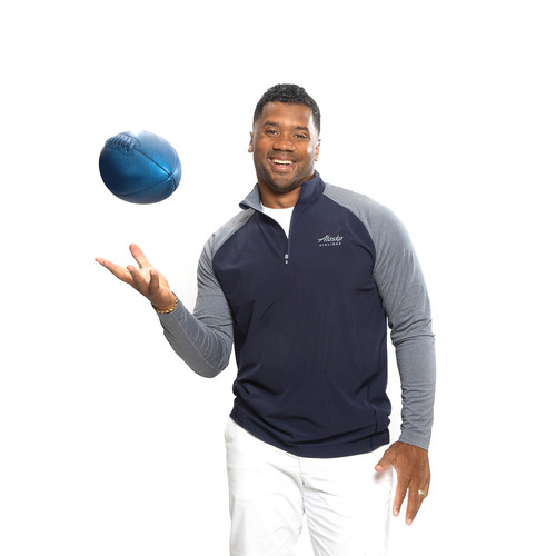 When Russell Wilson scores, fans score [deals] too! Alaska Airlines announces new sale tied to the performance of its Chief Football Officer