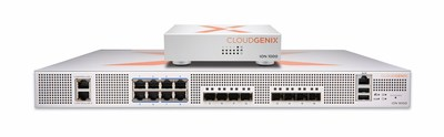 The CloudGenix ION 1000 (top) and the CloudGenix ION 9000 (bottom) expand Palo Alto Networks CloudGenix SD-WAN solution's reach down to the smallest branches and up to multi-gigabit campuses. Both are part of Industry's first Next-Generation SD-WAN Solution which enables the secure cloud-delivered branch and simplified network operations.