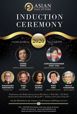 Class of 2020 spans decades of excellence and increases positive messages of Asian representation.