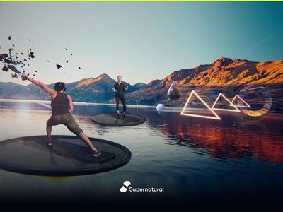 Supernatural combines expertly coached, one-on-one daily workouts, detailed fitness tracking, an expansive catalog of popular music and—thanks to the fully immersive nature of VR— a chance to exercise in the world's most beautiful locations without ever leaving home.