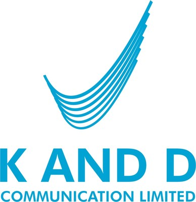 : K and D Communication Ltd. logo