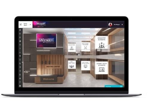 Hubb Virtual Event Platform