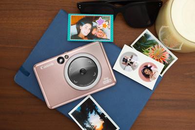 Canon IVY CLIQ+2 Instant Camera Printer + App