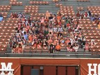 University of Texas Athletics teams with Ricoh to bring football fans to the stadium in the form of printed cutouts