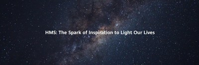 HMS: La chispa de inspiración que ilumina nuestras vidas (PRNewsfoto/Huawei Consumer Business Group)