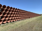 Massive Inventory of Line Pipe Now Available From Tiger Group and P.I.T. Pipe