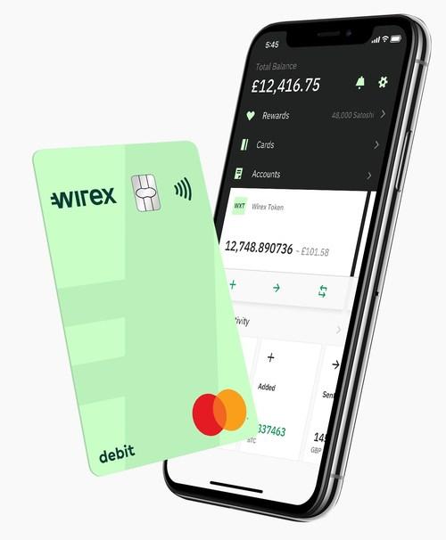Leading Payments Platform Wirex Launches First £1 Million Crowdfunding (PRNewsfoto/Wirex)