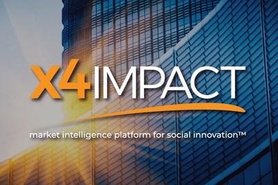 X4Impact, Market Intelligence Platform for Social Innovation