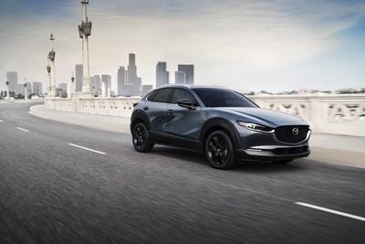 Mazda CX-30 Goes Turbo, Packs 250 HP