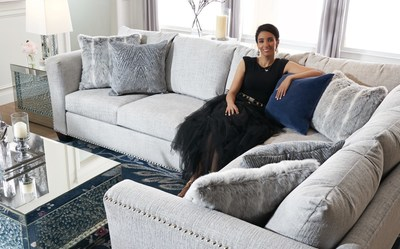 Picture of: Value City Furniture Announces Partnership With Interior Design Celebrity Farah Merhi