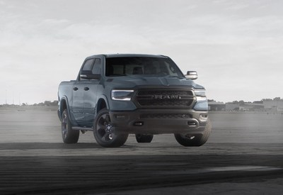 Ram Launches Third Phase of U.S. Armed Forces-inspired, Limited-edition 'Built to Serve' Trucks
