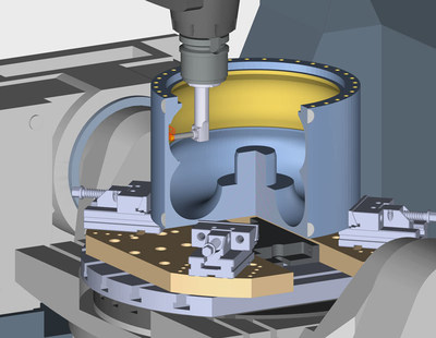 View a perfect simulation of your machine before you make a single cut.