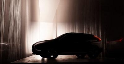 Mitsubishi Motors teases new Eclipse Cross redesign.