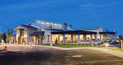 Community Center at Skye Canyon in Las Vegas, by Century Communities