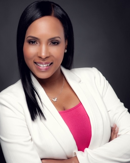Patricia Wilson, Executive Vice President of Allen Media Group's television network, JUSTICECENTRAL.TV