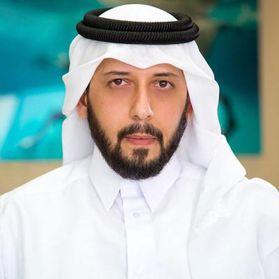 Mr Mansoor Al Mahmoud, CEO of QIA