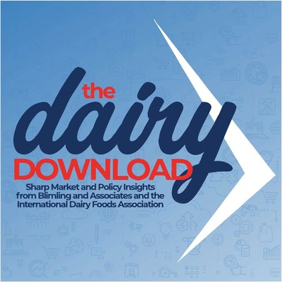 IDFA and Blimling Announce 'The Dairy Download,' a Podcast With Sharp Market and Policy Insights