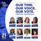 Black and White Women Diverge on Key Issues; 7 of 10 Black Women Believe U.S. Is Moving in the Wrong Direction Reports Zeta Phi Beta Sorority, Incorporated Study