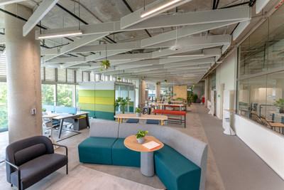 Johnson Controls Digitial Innovation Center, Singapore