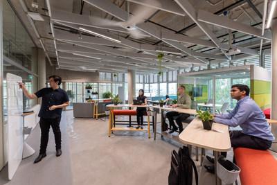 Johnson Controls Digital Innovation Center, Singapore