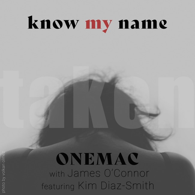 Know My Name (Taken) - Single Cover