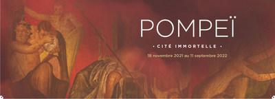 Du 18 novembre 2021 au 11 septembre 2022, le Musée de la civilisation à Québec aura le privilège de faire vivre à ses visiteurs le quotidien des habitants de l'inoubliable ville antique juste avant la fatidique éruption du Vésuve par le biais de l'exposition Pompéi. Cité immortelle, présentée grâce à la contribution de 700 000 $ octroyée par le ministère de la Culture et des Communications pour la tenue d'expositions internationales majeures. (Groupe CNW/Musée de la civilisation)