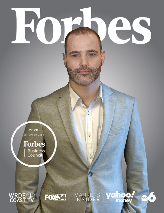 Forbes Business Council Member Stefan Leipold