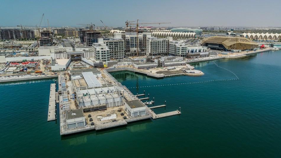 Недвижка в Абу Даби Аль-Рафаах новости оаэ недвижимость