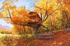 综合旅游促销活动 - 各种类型的短途旅行可以说BonjourQuébec今年秋天
