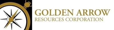 Golden Arrow Resources Corporation Logo (CNW Group/Golden Arrow Resources Corporation)
