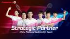 Spole?nost Changhong se stala sponzorem ?ínského národního badmintonového tymu