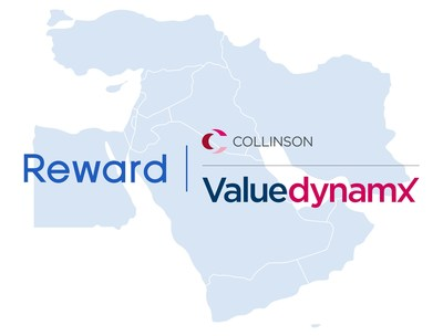Reward and Collinson Valuedynamx Join Forces to Deliver Personalised Card Linked Offers Across the Middle East