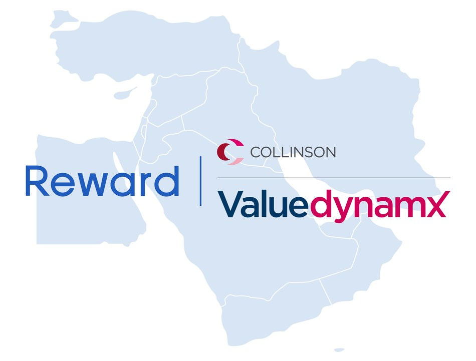 Reward and Collinson Valuedynamx Join Forces to Deliver Personalised Card Linked Offers Across the Middle East (PRNewsfoto/Collinson Valuedynamx,Reward)