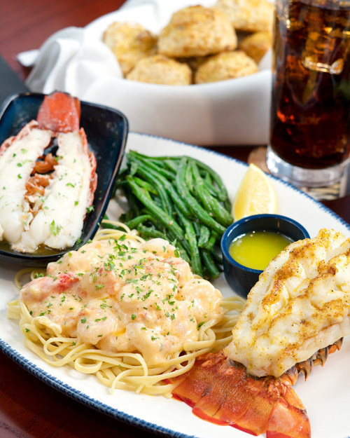 Red Lobster® is celebrating National Lobster Day by offering guests 15% off Lobster Lover's Dream®, Monday, 9/21 through Friday, 9/25.