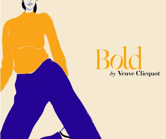 BOLD by Veuve Clicquot International program makes its Canadian debut (CNW Group/Moët Hennessy Canada)