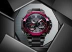 卡西欧推出MT-G系列新开发的双核心保护结构手表