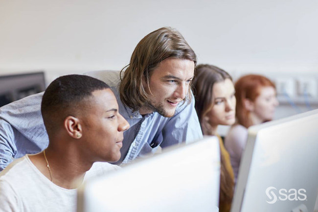 Higher education institutions now have more options for producing students with highly prized SAS analytics and data science skills.