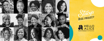 The 15 remarkable Black female founders selected by Stacy's Pita Chips and Hello Alice to receive a total of $150,000 in business grants, professional advertising service and executive coaching/mentorship