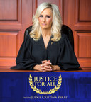 Byron Allen's Entertainment Studios Renews 'JUSTICE FOR ALL WITH JUDGE CRISTINA PEREZ' For Seven More Seasons