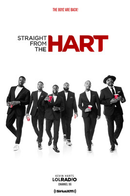 Kevin Hart's Laugh Out Loud Inks Expanded, Multi-Platform Deal with SiriusXM | Photo credit: Art Streiber | Creative Direction: Kevin Hart's Laugh Out Loud